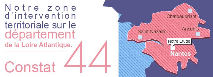 Compétence territoriale Loire Atlantique